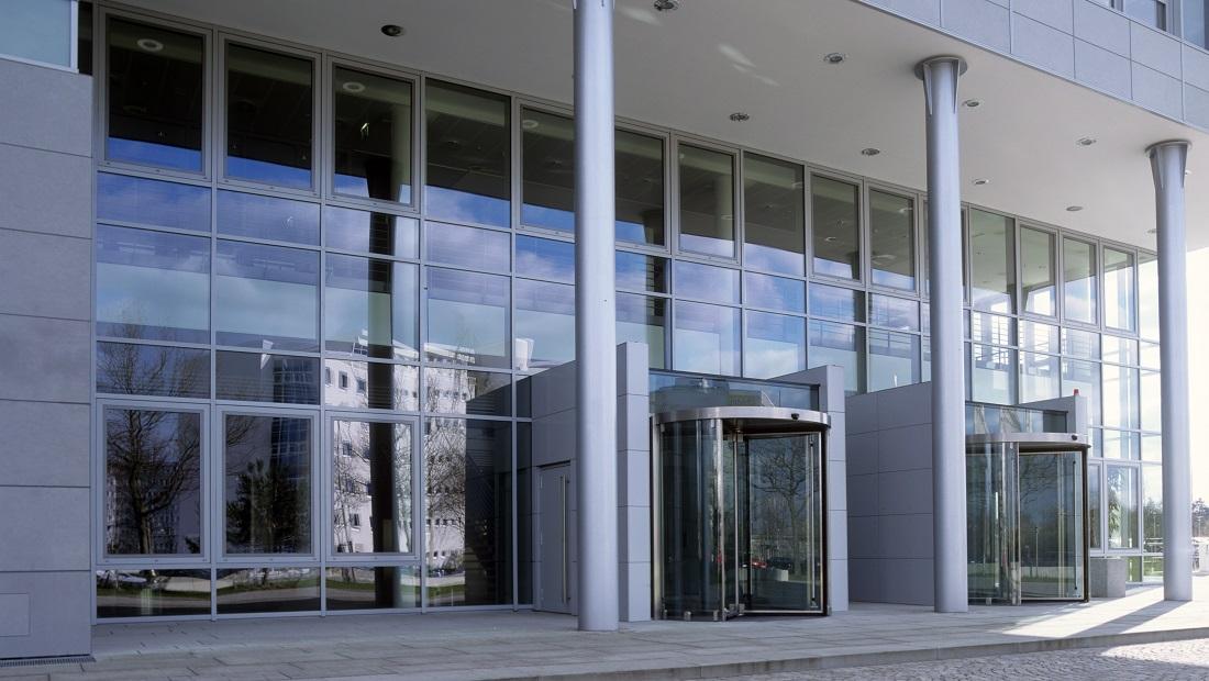 Eingangsanlage KKH Hannover