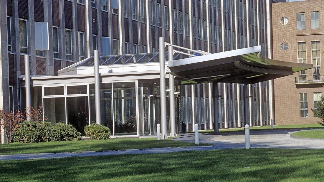 Eingangsbereich VW-Werk Wolfsburg