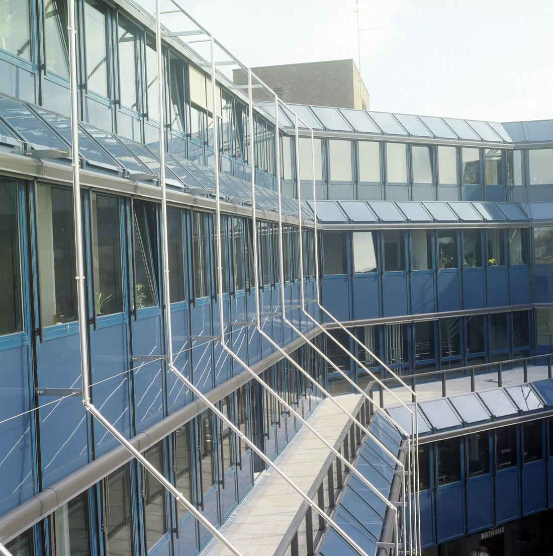 Fassade Rathaus Langenhagen