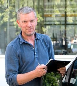 Kundendiensttechniker_Jürgen Busch