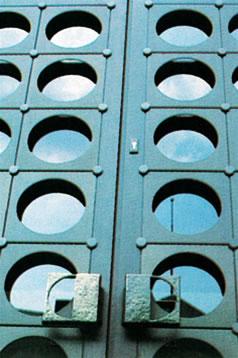 Tür Sonderkonstruktion