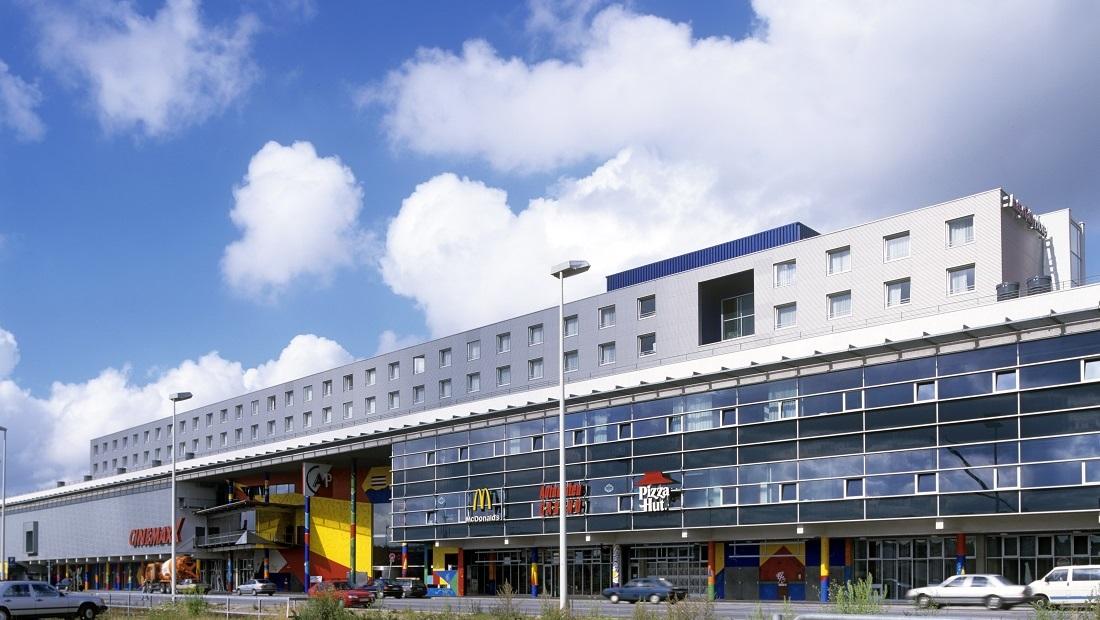 Fassade EKZ Kiel