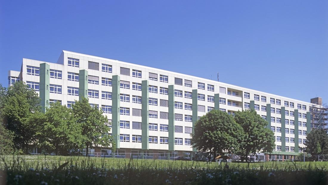 Fassade Vinzenzkrankenhaus Hannover